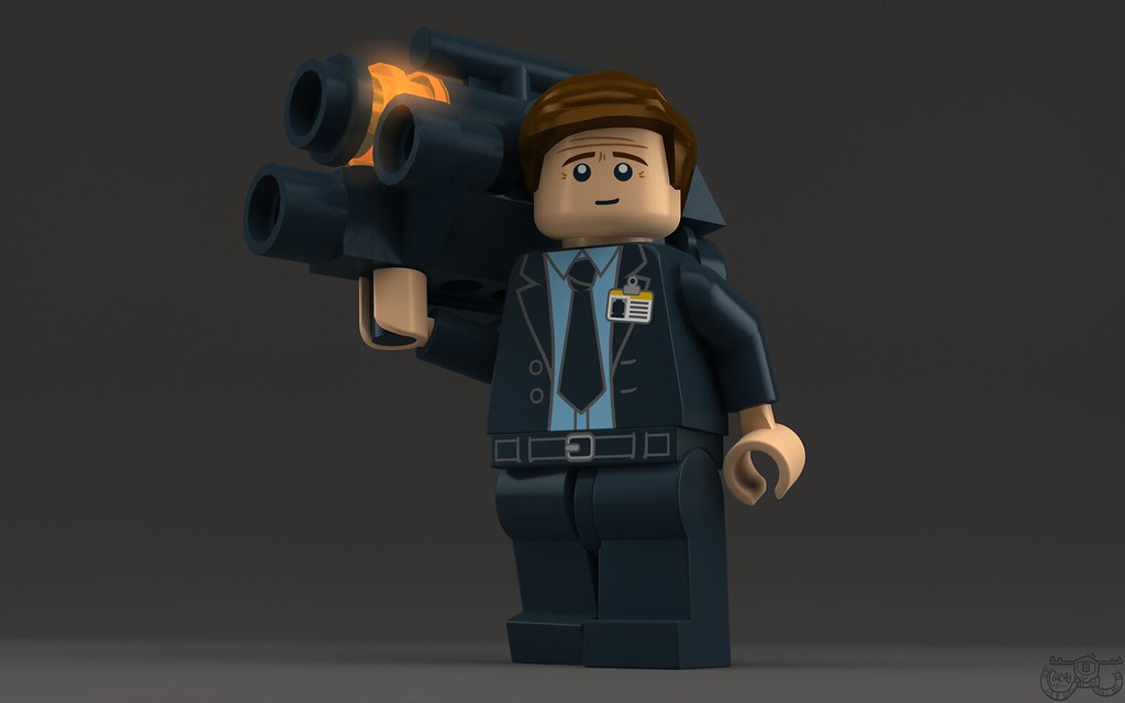 ... LEGO MARVEL Superheroes   Agent Coulson Lives | By Concorer
