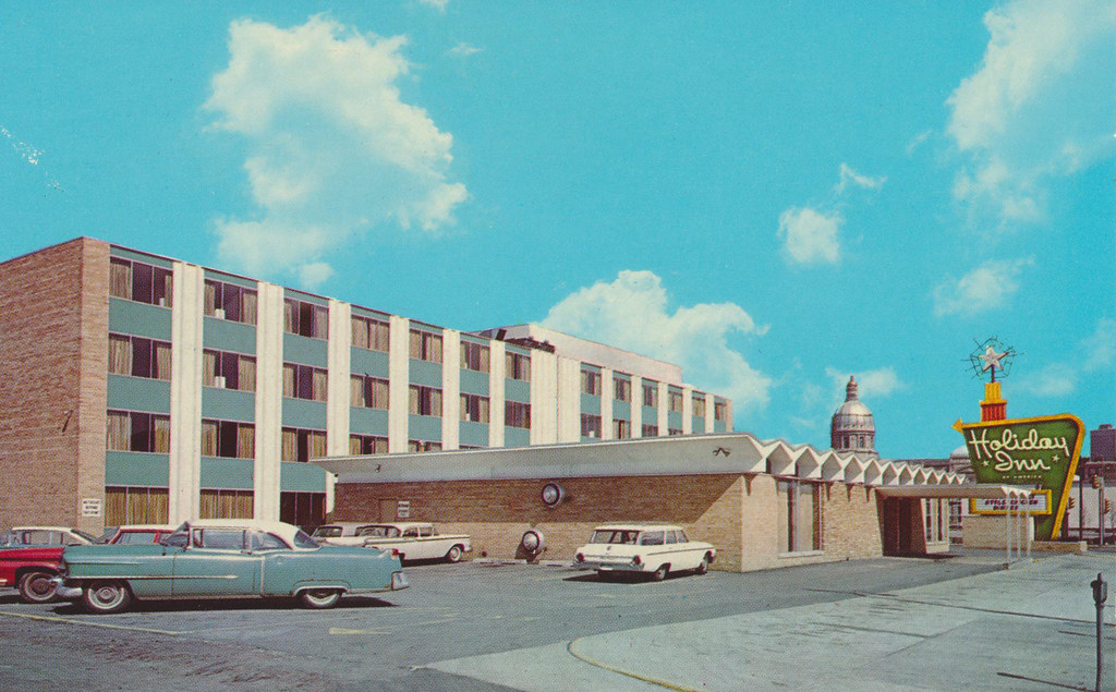 Holiday Inn Downtown - Indianapolis, Indiana