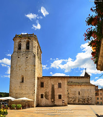 Iglesia de Besalú (Girona, España)