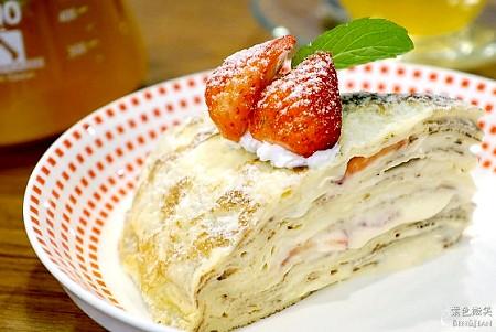 三寸日光咖啡館Brunch&Coffee @羅東~自製迷人糕點甜蜜好吃