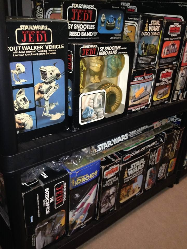 Museu do Caramulo Vintage Star Wars Collection