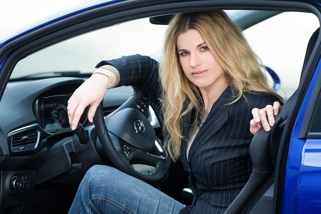 Corsa OPC Interieur   Opel-Bloggerin Kirsten Wetzstein hat d…   Flickr