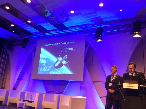 GNF and DREAM CHASER presentation at IAF 2015 Spring Meetings | by iafastro