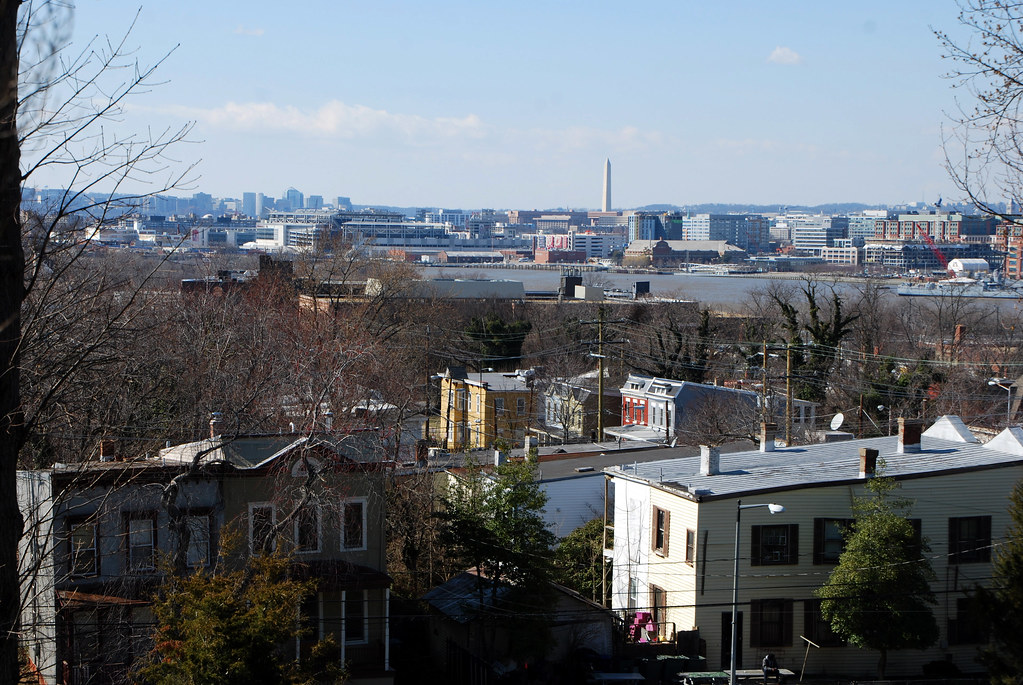 View from the frederick douglass house beyonddc flickr for Fredrick house