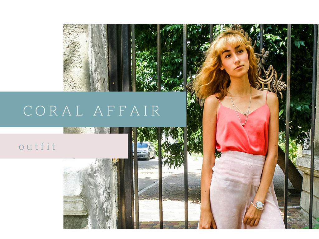 Coral affair