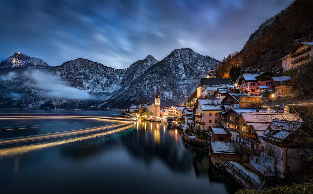 Зима в городе красивые фото 2