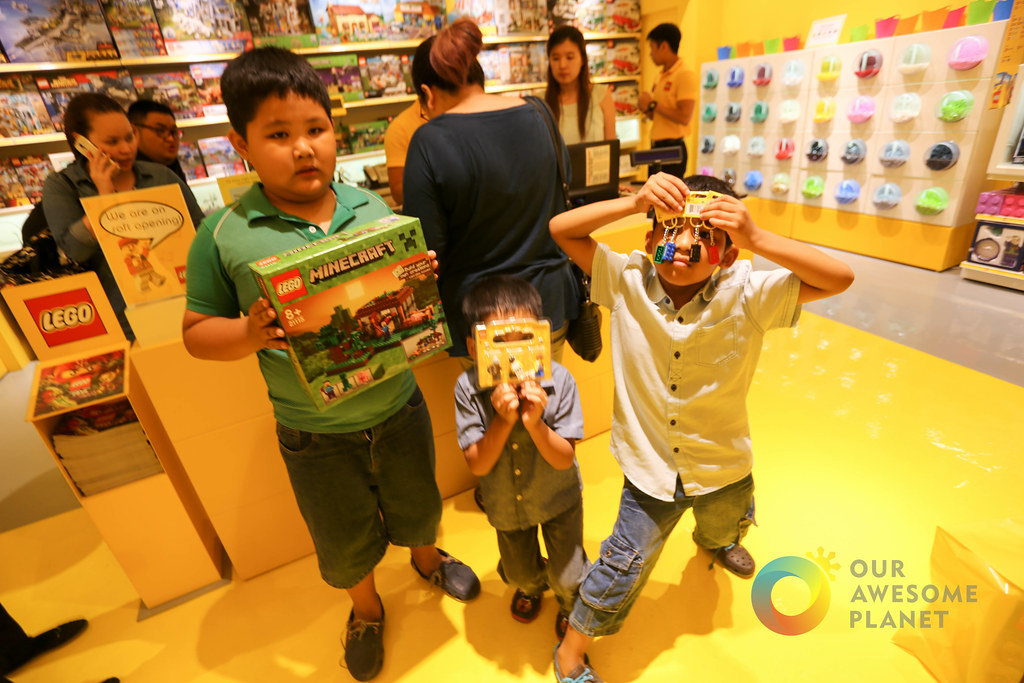 First LEGO® Certified Store in the Philippines in BGC near ...
