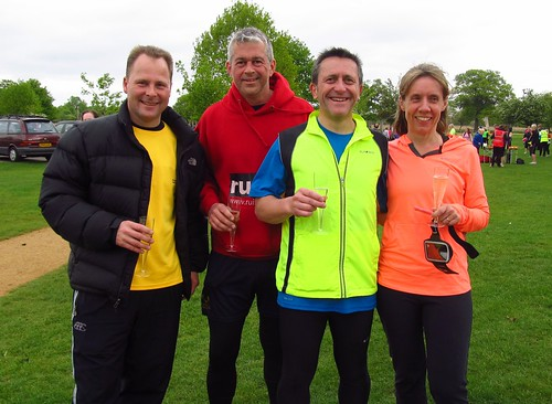Kevin Day Runs His 50th Parkrun On Birthday
