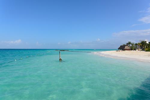 Isla Mujeres, Mexico - Playa Norte