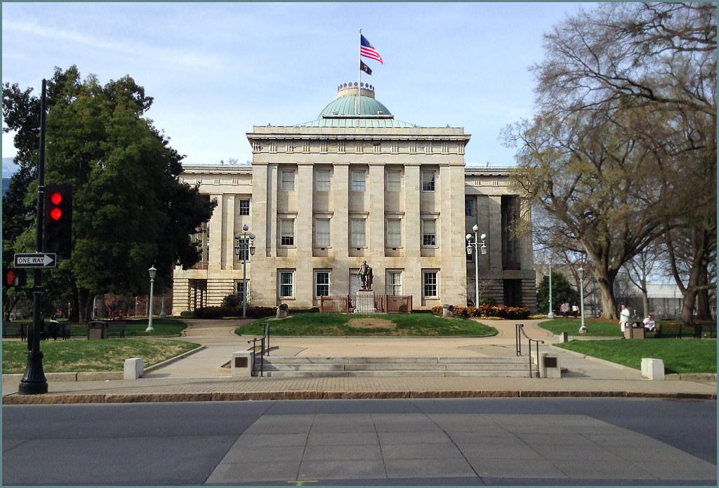 North Carolina Capitol Tours