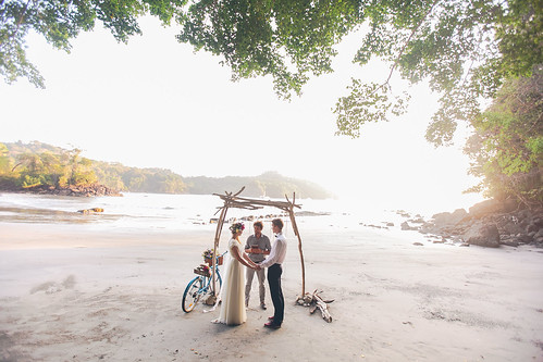 E & G Costa Rica Beach Elopement 6 | by Erica&thePictures