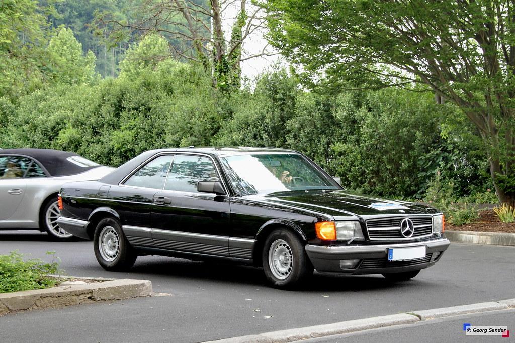Mercedes Benz  Sec Coupe