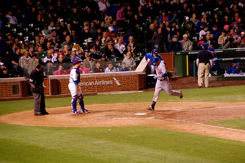 Lucas Duda home run