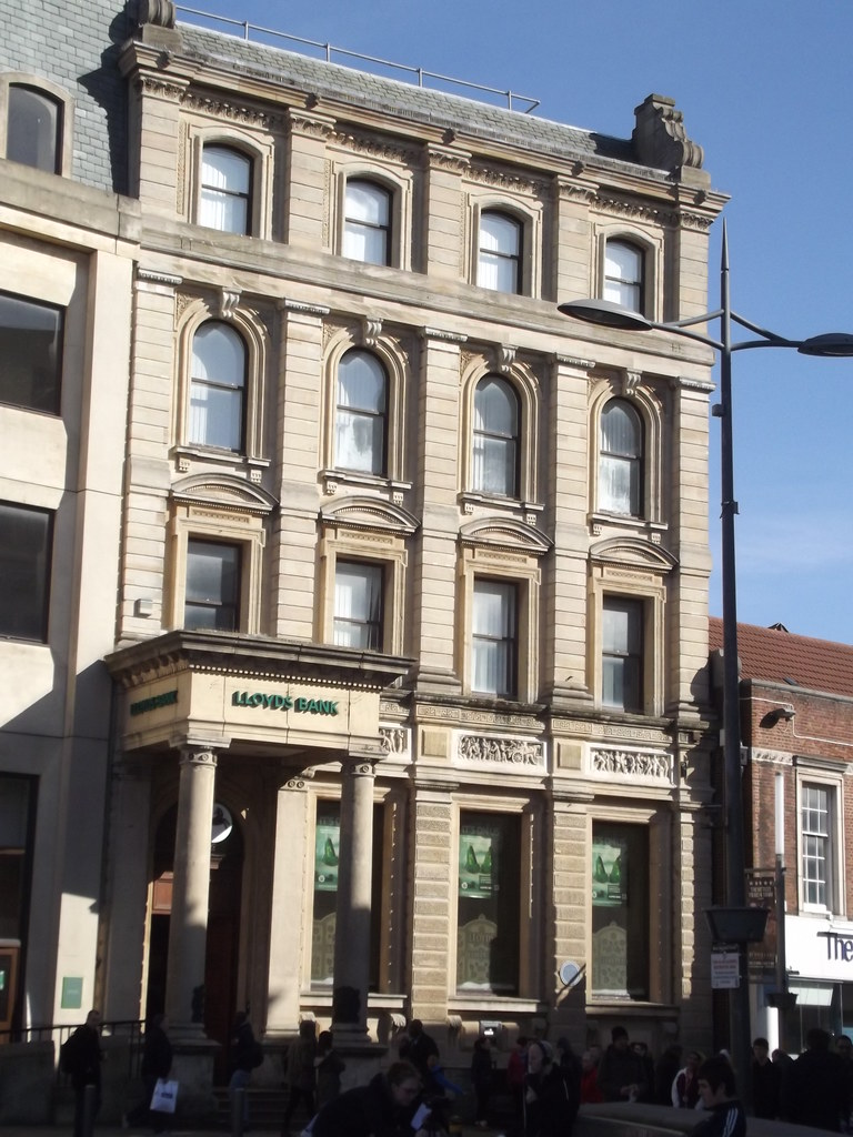 Lloyds Bank Dudley Street Wolverhampton Banks And