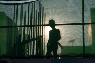 Men at work, Myanmar