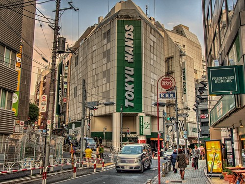 TOKYU HANDS | by jun560