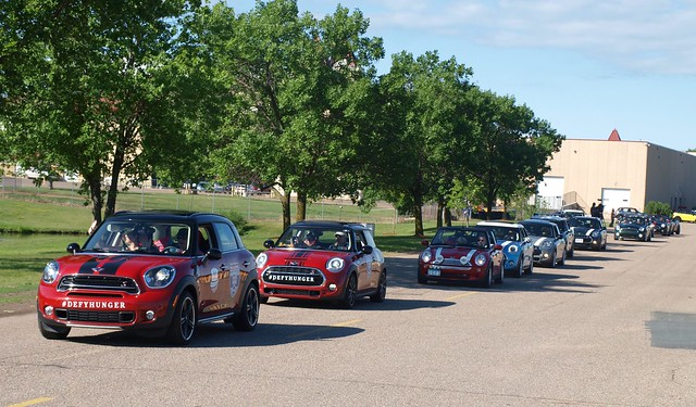 MINI Takes The States in the Twin Cities