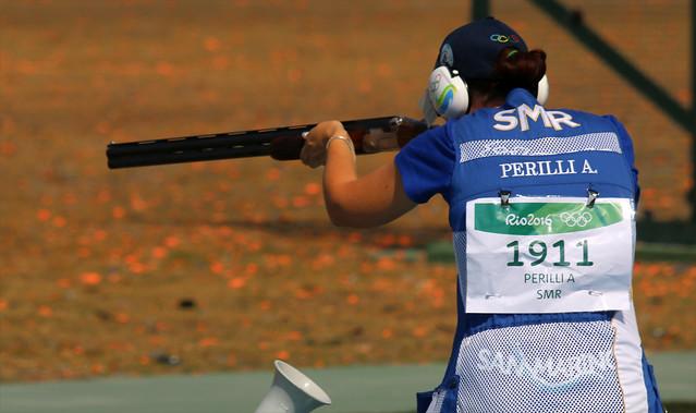 RIO 2016 - La gara di Alessandra Perilli
