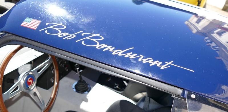 A.C. Cobra Daytona hommage Bob Bondurant - Dourdan Dim 07 Août 2016 28558797950_cb31723945_c