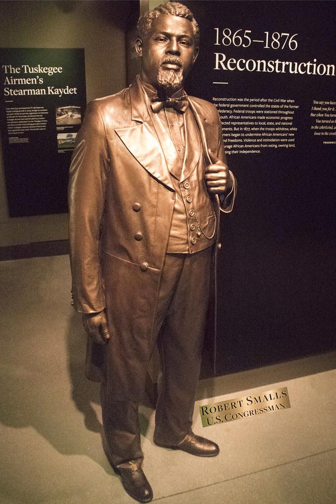 Statue Of Robert Smalls U S Congressman The Nationa
