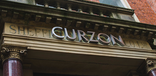 Curzon Sign | by They Were Invisible
