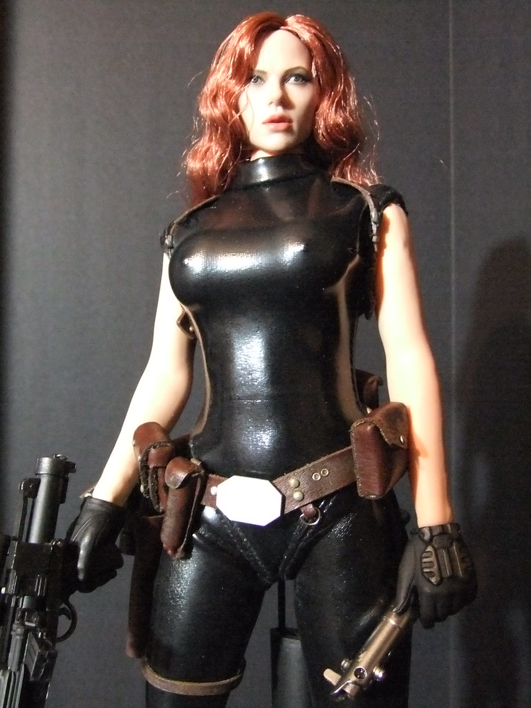 1 6 Custom Mara Jade My Custom 1 6 Mara Jade From The
