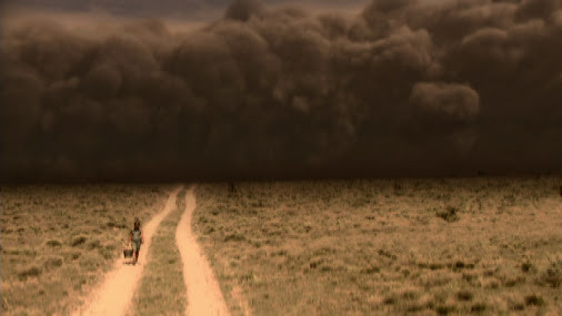 ... Oklahoma dust storm - by Lindell Dillon