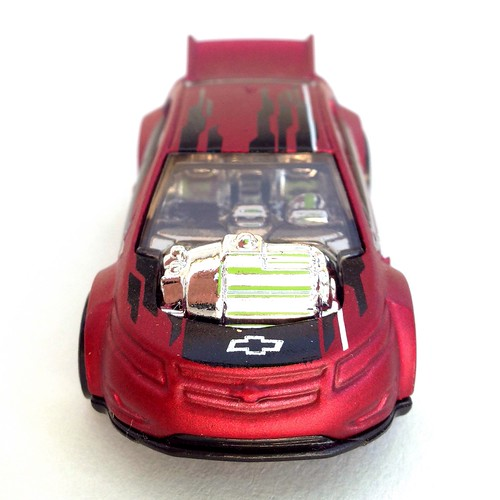 "Hot Wheels - Chevrolet Volt ""Super Volt"""