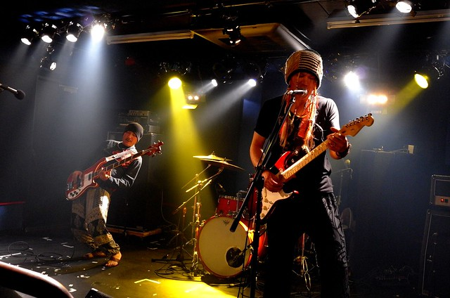 SPUTNIK KOMBINAT live at 獅子王, Tokyo, 10 May 2015. 393