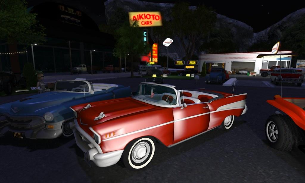 Hotaru Motors - 57\' CALIFORNIA nice classic cars here | Flickr