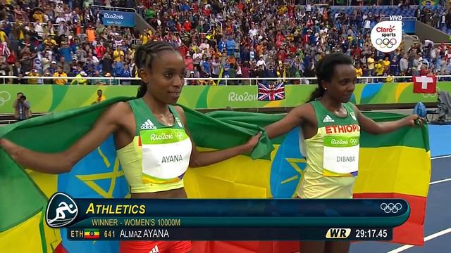 atletismo Rio 2016
