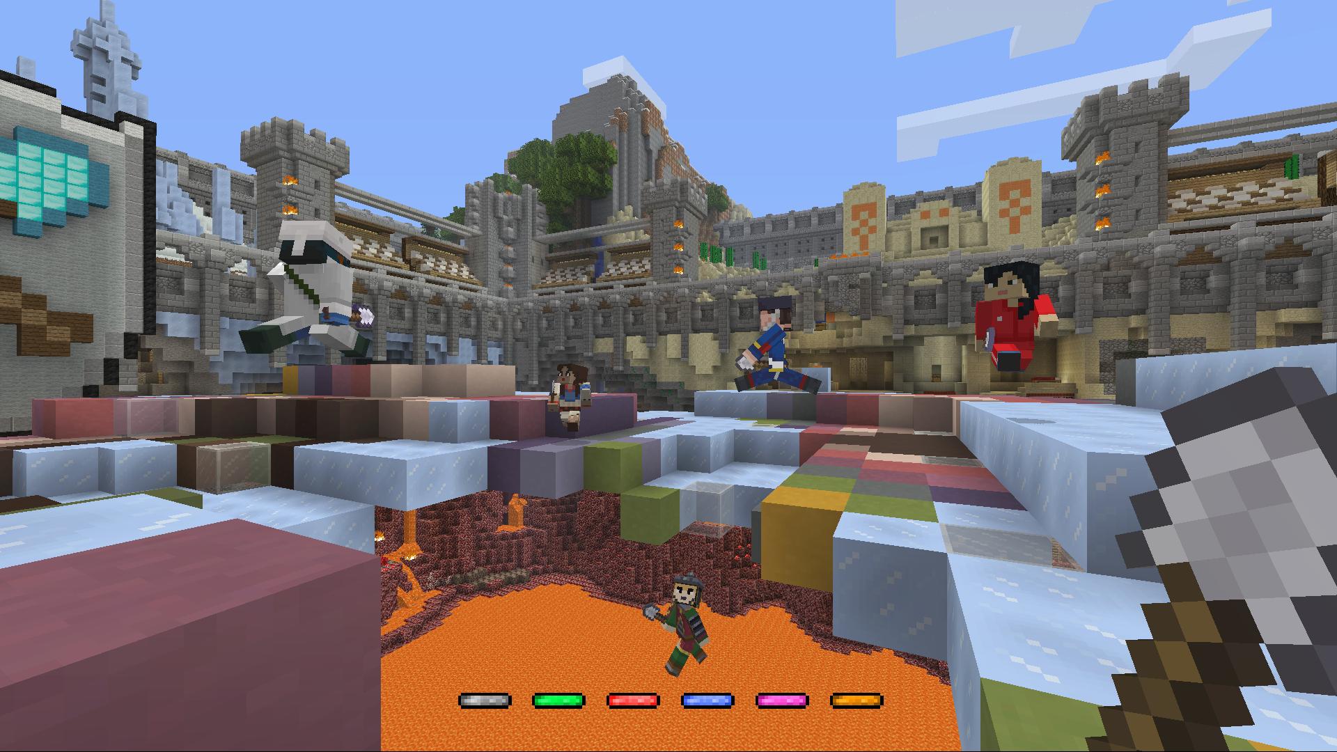 Minecraft Tumble