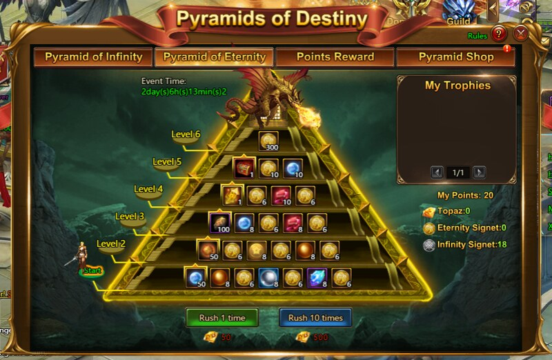 2016-Sep-4 Pyramid of Eternity