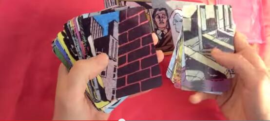 SAW Card Sets