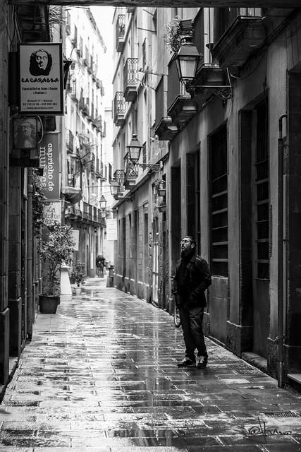 La Carassa. El Born, barri de la Ribera, Barcelona
