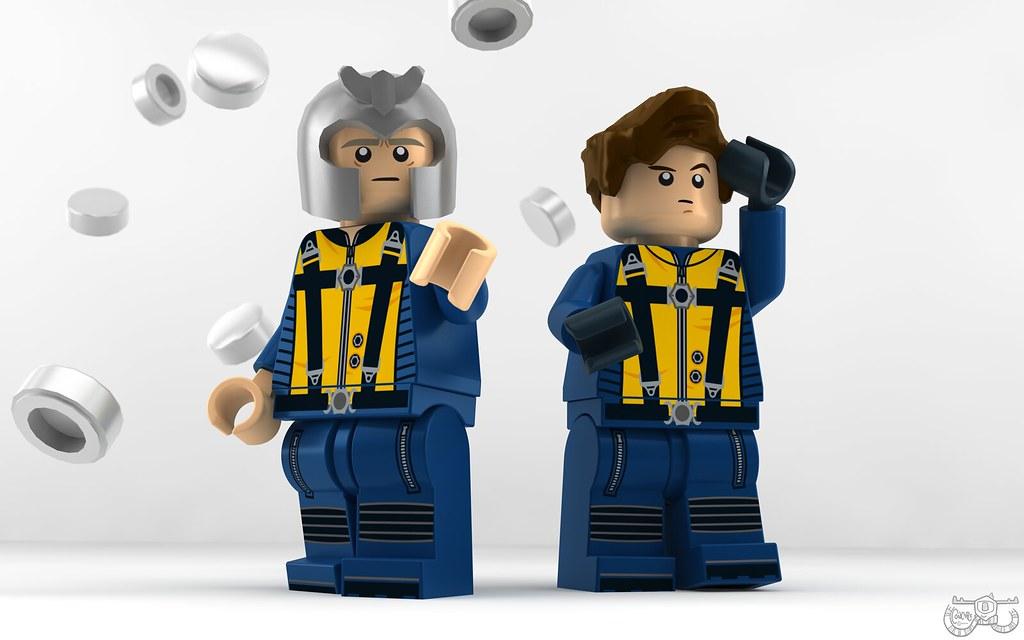LEGO MARVEL Superheroes: Magneto and Professor X | Magneto ...