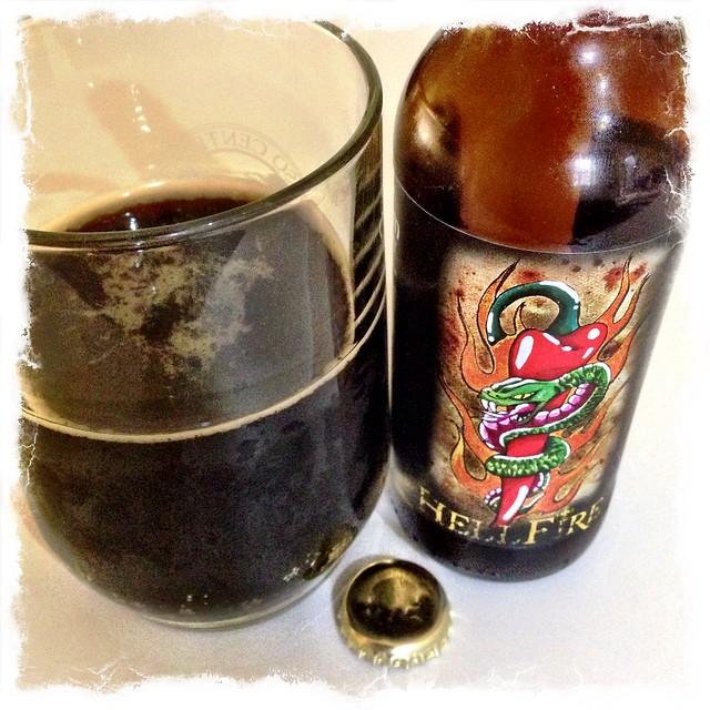 The Durham Brewery - Hellfire3343