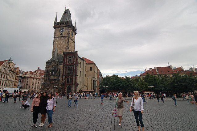 布拉格 大廣場