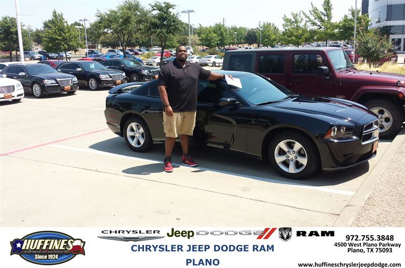 Happy Anniversary To Reginald On Your Dodge Charger From