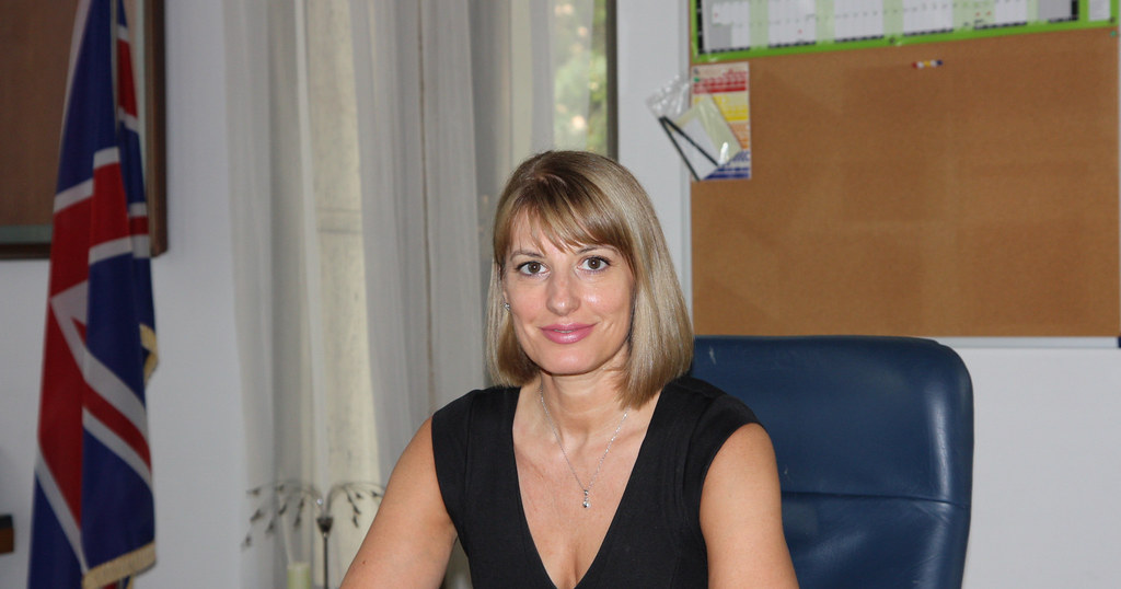 Sala Weselna Łuków Ambasador ~ Jill Morris  British Ambassador to Italy from July 2016  UK in Italy