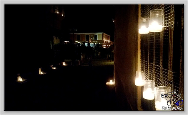 10.000 velas iluminan Fuentidueña en la noche de agua y fuego 18