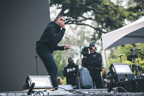 Vince Staples @ OSL 2016-1