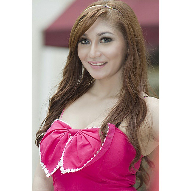 Baby Margaretha Indonesia Model