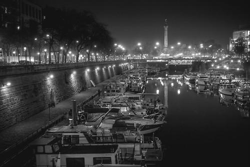 Port de l 39 arsenal paris france - Port de l arsenal paris ...