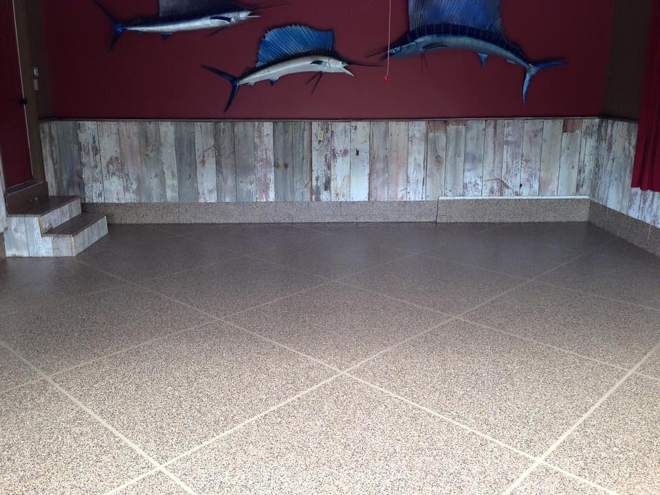 Epoxy Flooring Tile Upper Sandusky Oh Garage Flooring Flickr