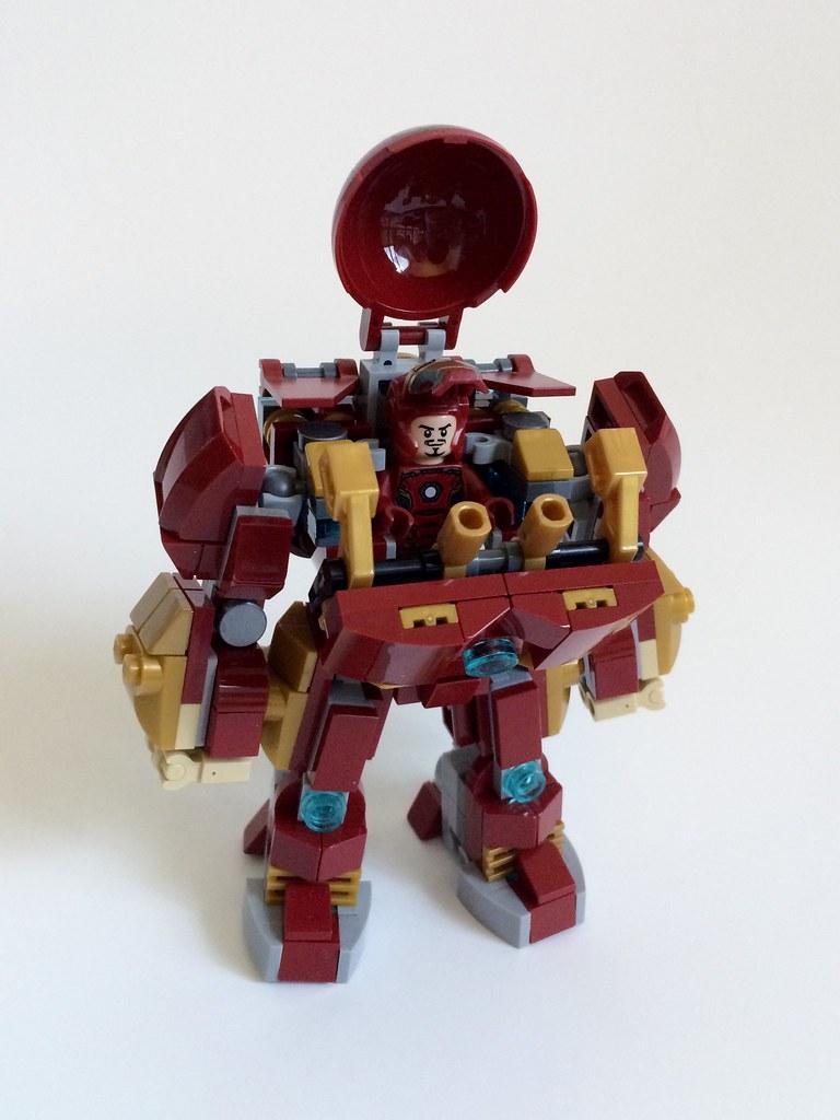 Lego Custom Age of Ultron Hulk Buster | Hi everyone, This ...