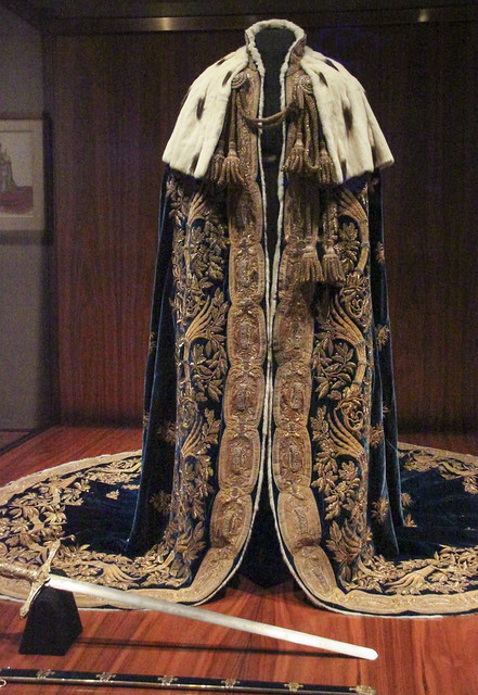 Mantle of the Coronation Vestments of the Kingdom of Lombardy-Venetia