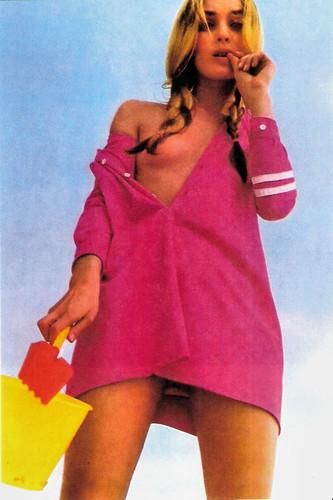 European Film Star Postcards: Geneviève Grad