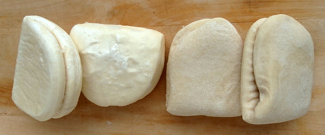 Chinees gestoomd broodje Gua Bao