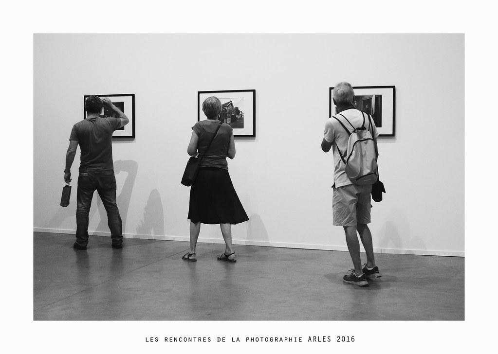 Les rencontres arles photographie 2016